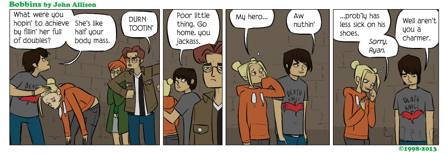 Post puke