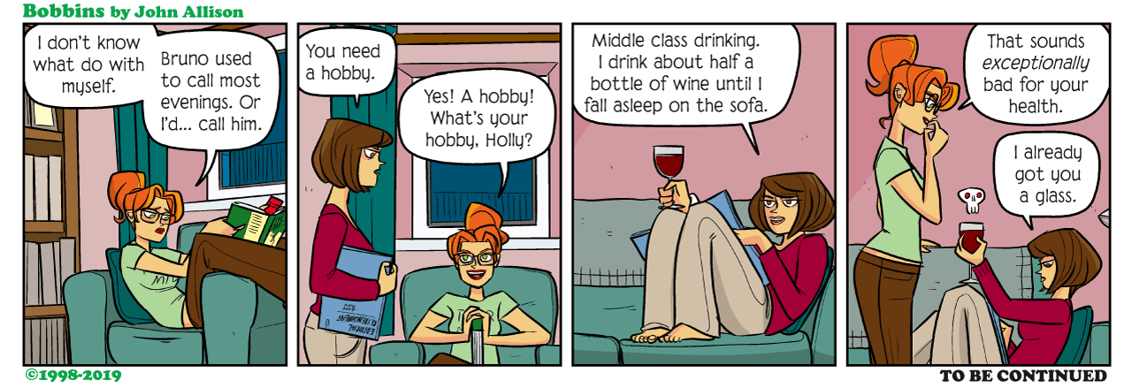 Middle class, big glass